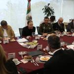 El gabinete de Seguridad del Gobierno de México y entidades federativas fortalecen el trabajo de las instituciones de seguridad