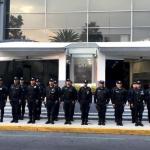 El servicio de Protección Federal resguarda instalaciones del Instituto Nacional de Ciencias Penales y del Servicio de la Navegación en el Espacio Aéreo Mexicano