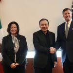 México impulsa la cooperación con Estados Unidos para combatir el tráfico de armas