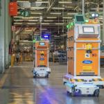 Innovaciones tecnológicas y el crecimiento de los robots autónomos móviles