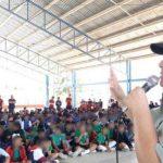 Guardia Nacional atendió a más de 2 mil estudiantes con pláticas de prevención del delito