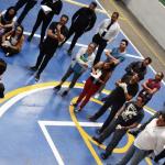 Cruz Roja Mexicana capacita a personal de CONASE