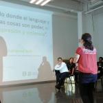 Secretaría de la Mujer de la CDMX capacita integrantes de la CONASE en comunicación incluyente