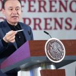 Se rompe la tendencia histórica en homicidio doloso: Alfonso Durazo Montaño
