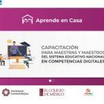 CENAPRED brinda educación a distancia a través de México X