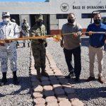 Guardia Nacional articula esfuerzos con autoridades de empalme para fortalecer las tareas de seguridad