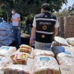 La CNPC coordina ayuda humanitaria a comunidades desplazadas, beneficiando a 7 mil personas