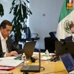 Reubican posiciones fuerzas armadas y Guardia Nacional ante contingencia sanitaria: Alfonso Durazo