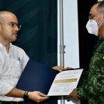 SSPC, CNPC y SINAPROC brindan reconocimiento al ejército mexicano por su destacada labor con el Plan DN-III-E