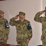 La Secretaría de Marina Armada de México lleva a cabo la entrega-recepción de los cargos de Jefe del Estado Mayor General de la Armada y de Inspector y Contralor General de Marina