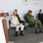 Toda transformación genera resistencias, pero ninguna de ellas va a vencernos en el ámbito de la seguridad pública: Alfonso Durazo