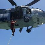 La Secretaría de Marina-Armada de México como Autoridad Marítima Nacional se fortalece en operaciones de búsqueda y rescate, a fin de salvaguardar la vida humana en la mar.