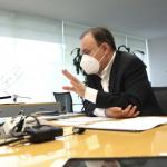 SSPC y el Consejo Ejecutivo de Empresas Globales estrechan lazos de cooperación para combatir incidencia delictiva