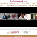 El Gobierno de México avanza en certificación policial