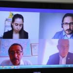 Avanza diálogo con UNODC en materia de seguridad