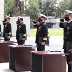 Más de 300 elementos navales concluyen posgrados en el Centro de Estudios Superiores Navales