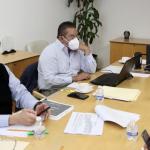 Sostiene SSPC reunión con la fundación México S.O.S. para estrechar vínculos con la sociedad civil