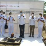 Marina y el Gobierno del Estado de Colima firman acuerdo para la construcción de Hospital Naval en el Puerto de Manzanillo