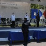Concluye Diplomado de Protección Portuaria impartido la Armada de México a 127 policías de la Secretaría de Seguridad y Protección Ciudadana
