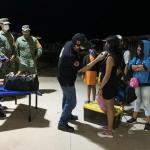 Se han evacuado a casi 40 mil personas por el Huracán Delta: Velázquez Alzúa