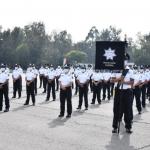 Se consolida el Servicio de Protección Federal con la graduación de 821 policías