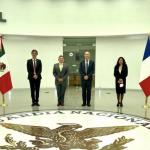 Agregado de seguridad interior de la embajada de Francia reitera el compromiso de su nación de colaborar con la Guardia Nacional