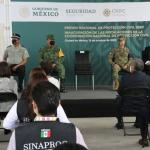 El Gobierno de México cumple sin límites a los más necesitados por alguna emergencia: Durazo Montaño