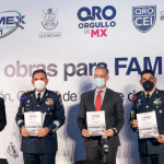 Inicio de obras para FAMEX 2021 en el Aeropuerto Internacional de Querétaro