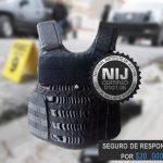 Alerta CNIB sobre las consecuencias de blindajes de mala calidad
