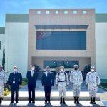 Guardia Nacional y Consulado de Japón fortalecen lazos de cooperación a fin de inhibir delitos en la industria automotriz