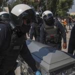 Récord de policías asesinados en lo que va del año