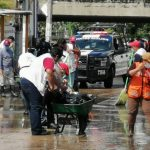 Tras afectación por inundaciones, se recupera gradualmente la vida cotidiana en Tabasco