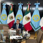 Estrecha Guardia Nacional cooperación con policías de distintos continentes durante la XIII Reunión del Consejo de Directores de AMERIPOL