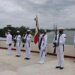 La Secretaría de Marina-Armada de México se congratula con el ascenso al grado inmediato superior de 3 mil 474 elementos navales