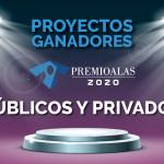 Ganadores Premios ALAS 2020