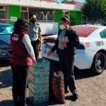En el Estado de México, Guardias Nacionales fortalecen las acciones de proximidad y vinculación ciudadana