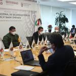 Refrenda Consejo Nacional de Seguridad Pública estrategias integrales para el combate al delito