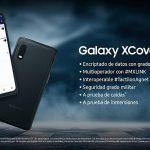 Airbus y Samsung anuncian una colaboración para proporcionar comunicaciones seguras con MXLINK y Galaxy XCover