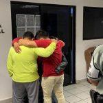 Guardia Nacional auxilia a un joven, tras ser víctima de secuestro virtual