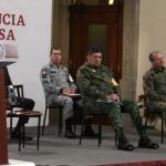 SSPC reforzará colaboración con estados y municipios en el marco de la Estrategia de Seguridad Pública