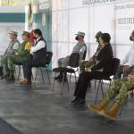 El presidente de México encabeza la inauguración de instalaciones de la Guardia Nacional en Michoacán
