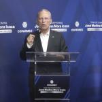 José Medina Mora toma protesta como nuevo presidente de la Coparmex