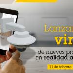 Lanzamiento virtual de nuevos productos AXIS en realidad aumentada