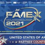 FAMEX se reprograma para Septiembre de 2021