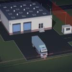 Soluciones de seguridad perimetral para Almacenes y Centros Logísticos