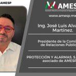 Nuevo presidente de la Comisión de Relaciones Públicas AMESP