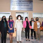 """Alcaldía Tlalpan inaugura el Centro de Atención Integral a Mujeres Víctimas de Violencia de Género Tlalpan """"Justa Hernández Farfán"""""""