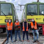 Primeros pasos de la ejecución del proyecto de Irish Rail en Dublín