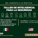 Del concepto a la práctica: Taller de inteligencia para la seguridad