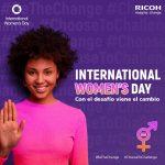 Ricoh celebra los logros de las mujeres con el 5º Evento Anual del Día Internacional de la Mujer